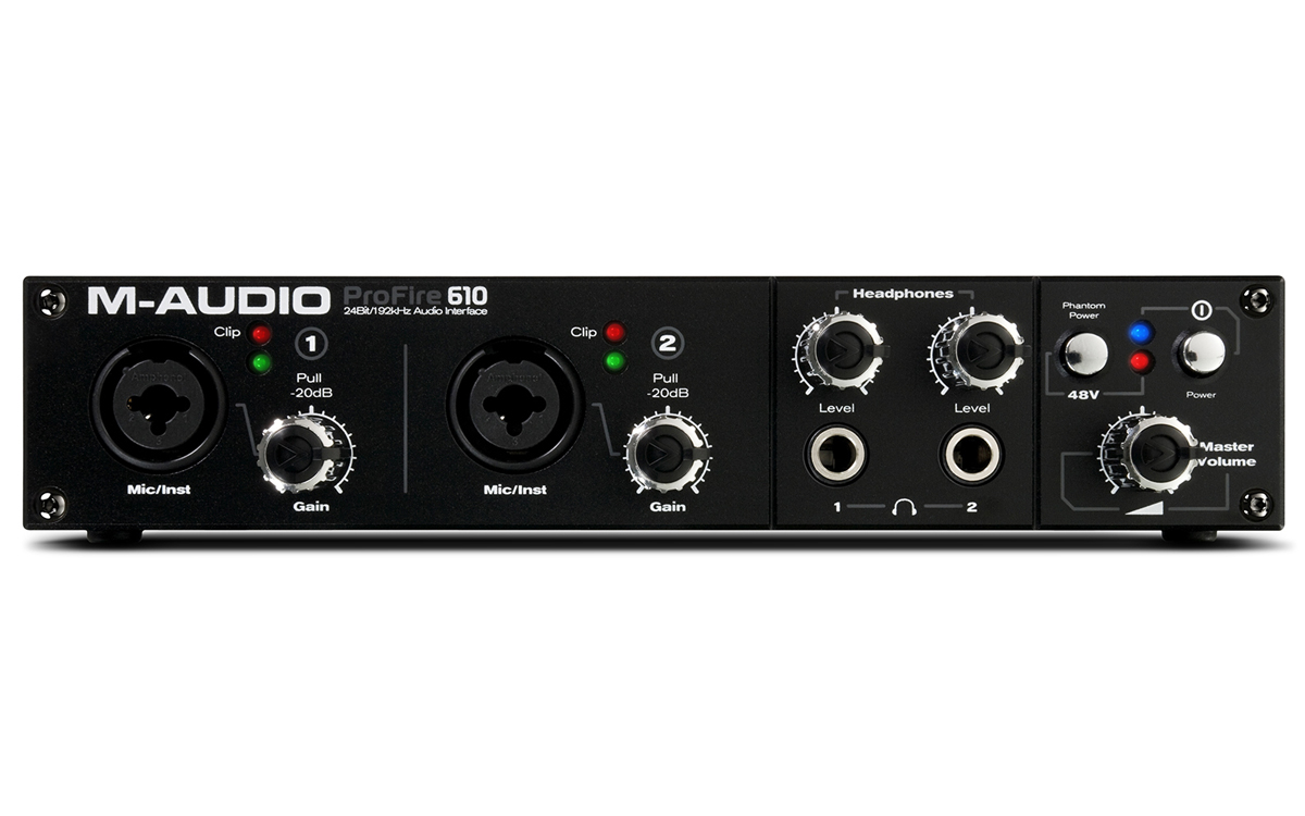M Audio Computers Help Front Control Panel How Is The Mic Wiring Images