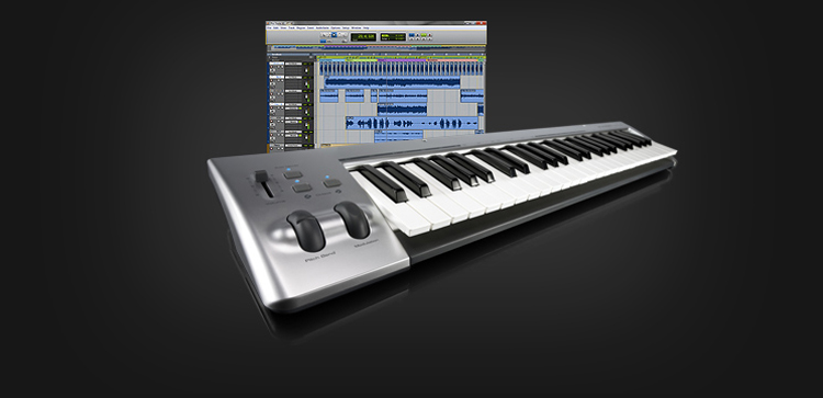 m-audio keystation 49e driver windows 7 64 bit